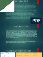Reconectador (Reclose) Victor Villon Ramos 1110100761
