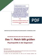 Strahlenfolter Stalking - TI - Psychopolitik in der Gegenwart - Das IV. Reich läßt grüßen - Das Tier namens Mensch - miprox.de
