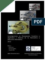 Investigaciones PensamientoNumericoA HEM 2012