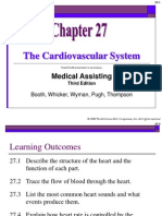 Chapter 27 the Circulatory System