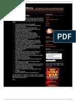 Strahlenfolter Stalking - TI - Mark M. Rich - Zusammenfassung Der Taktiken Die Gegen Mich Verwendet Wurden - Newworldwar.org