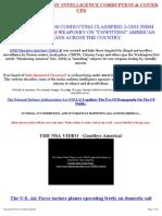 Strahlenfolter Stalking - TI - Chris Kringle - TorturedinAmerica.org - STOP U.S. Military Radiation Targeting - Torturedinamerica.org