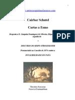 Cairbar Schutel - Cartas a Esmo