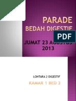 Parade Digestive Fix