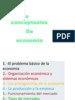 Mapas Conceptuales Economicas 1 Bachiller