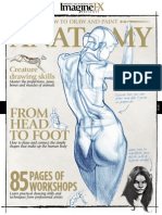 ImagineFX Presents - How to Draw and Paint Anatomy UK