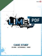 Bmw  lime case study
