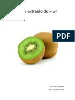 Relatório De Ciencias_ ADN extraído do kiwi