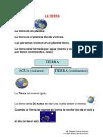 Tema 7 El Planeta Tierra