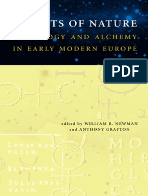 Astrology and Chemistry in Early Modern Europe | Alchemy