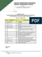 Lampiran 1 - Agenda Acara