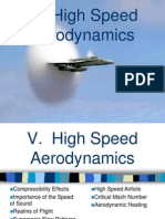 High Speed Aerodynamics