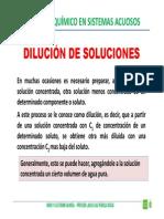 6-Dilución Soluciones