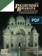 Prabuddha Bharata January 2009