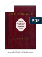 The New Psychology