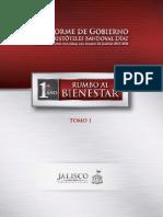 Tomo I Primer Informe de Gobierno