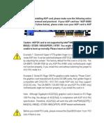 Motherboard Manual 8i875 e