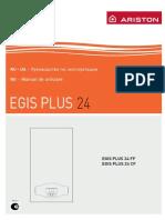 579_Manual de Utilizare - EGIS PLUS 24 FF-CF