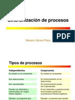 Sincronizacion de Procesos