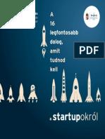 Startup Kiadvany