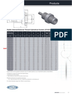 Stylite Internal External Thread Cylindrical Sockets ST-IEC