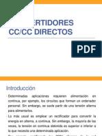 Convertidores CC1bs
