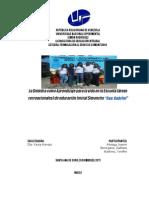Proyecto Manos a La Siembra CEIS Grabiel