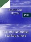Digestivni Sistem (pankreas i tanko crevo)
