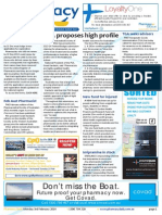 Pharmacy Daily for Mon 03 Feb 2014 - PSA proposes high profile, API to reduce discounts, CHF joins SHPA group, Weekly Comment and much more