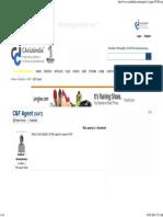 c&f Agent - Service Tax