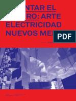 Inventar El Futuro Arte Electricidad Nuevos Medios Edward a Shanken Departamento de Ficciocc81n 2013