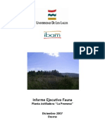 Informe Fauna Anchile