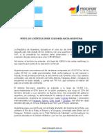 Perfil Logistico de Argentina