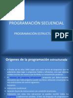 programacion secuencial estructurada