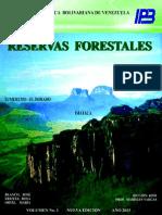 Revista Reservas Forestales