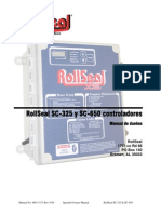 Puerta_RollSeal SC-325 y SC-650 Controladores