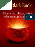 Black Book Mind Control
