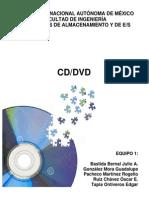 Trabajo CD Dvd