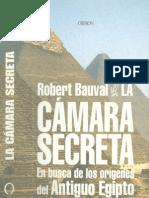 Bauval Robert - La Camara Secreta.pdf