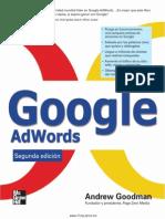 Google AdWords 2Ed Goodman