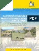 Caracterizacion de Los Sistemas Productivos Agricolas