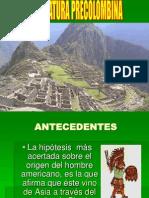 literatura precolombina.ppt