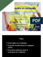 Epilepsie St Justine