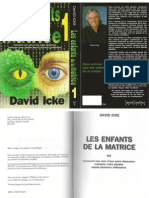 David Icke - Les Enfants de La Matrice - Tome 1