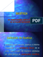 Conf Bioetica