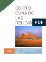 Influencia de Egipto en Las Religiones