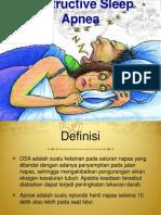 Obstruktif Sleep