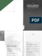 Clinica Familiar Psicoanalitica Estructura y Acontecimiento = Berenstein Isidoro - Paidos