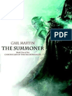 Chronicles of the Necromancer 1 - The Summoner by Gail Z Martin