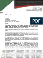 cm Letter 3214